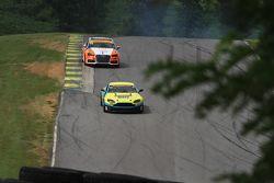 #99 Automatic Racing Aston Martin Vantage: Rob Ecklin Jr., Brett Sandberg