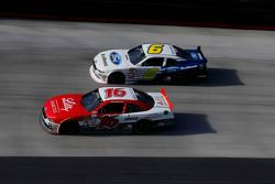 Ryan Reed, Roush Fenway Racing Ford ve Darrell Wallace Jr., Roush Fenway Racing Ford