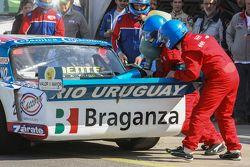 Primera vez en recarga en TC. Lionel Ugalde, Ugalde Competicion Ford