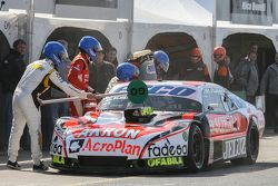 Primera vez en recarga en TC Guillermo Ortelli, JP Racing Chevrolet