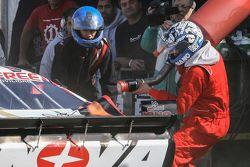 Primera vez en recarga en TC Matias Rossi, Donto Racing Chevrolet