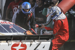 First time refueling in TC Matias Rossi, Donto Racing Chevrolet