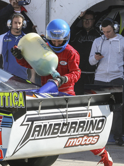 Primera vez en recarga en TC Diego de Carlo, JC Competicion Chevrolet