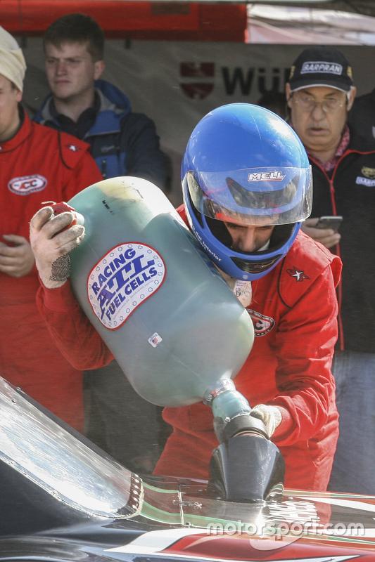 First time refueling in TC Norberto Fontana, Laboritto Jrs Torino