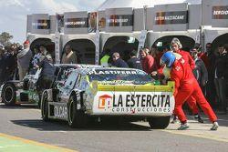Primera vez en recarga en TC Agustin Canapino, Jet Racing Chevrolet