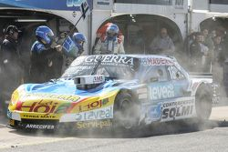 Primera vez en recarga en TC Josito di Palma, CAR Racing Torino