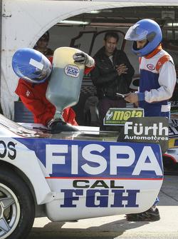 Primera vez en recarga en TC Emiliano Spataro, UR Racing Dodge