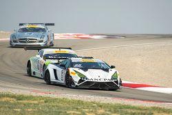 #55 Lamborghini Gallardo: Henry Hassid