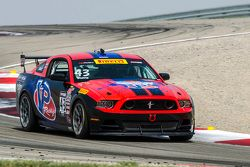 #43 Ford Mustang: Steve Burns