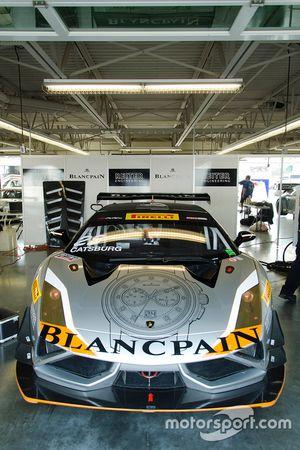 #25 Reiter Engineering Lamborghini Gallardo: Nicky Catsburg