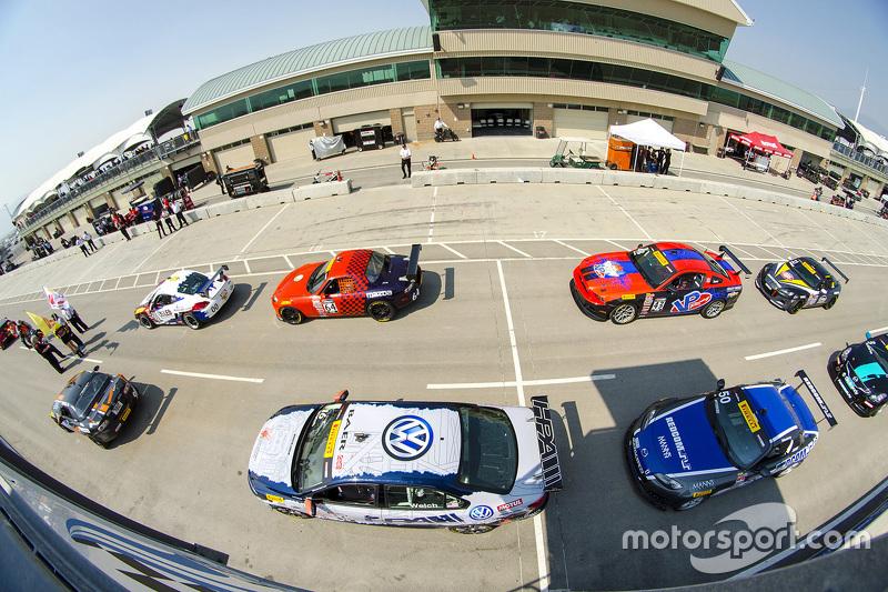 #16 HPA Motorsports VW Jetta GLI: Alex Welch