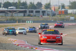 #64 Snader Racing Mazda MX-5: Austin Snader