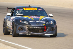 #33 Mazda MX-5: Adam Poland