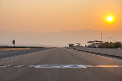 The sun sets on Miller Motorsport Park