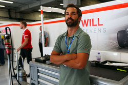 Тимо Глок, гость команды Manor F1 Team