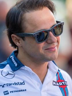 Фелипе Масса, Williams