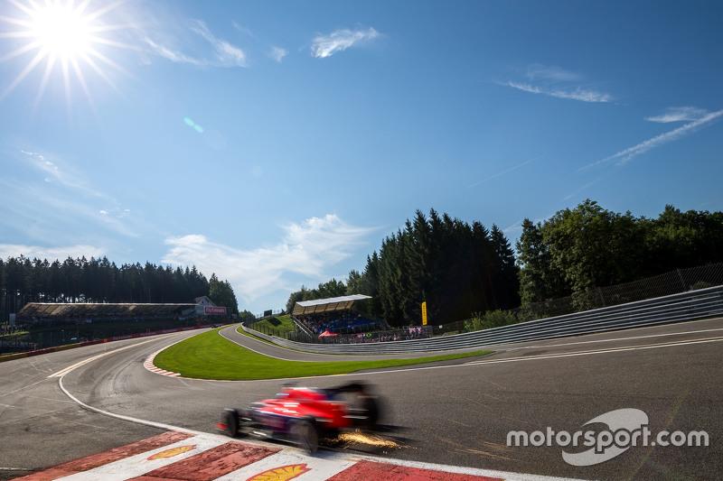 Уілл Стівенс, Manor F1 Team посилає іскри