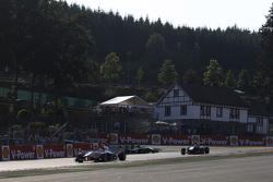 2015 GP3 Series Round 5. Spa-Francorchamps, Spa, Belgium. Saturday 22 August 2015.Matthew Parry, Koiranen GP