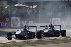 Zaid Ashkanani, Campos Racing leads Adderly Fong, Koiranen GP