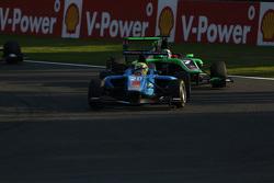 Pal Varhaug, Jenzer Motorsport lidera a Seb Morris, Status Grand Prix