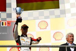Peringkat ketiga Marvin Kirchhofer, ART Grand Prix