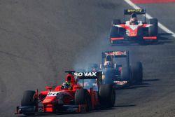 André Negrao, Arden International lidera Pierre Gasly, DAMS e Daniel de Jong, MP Motorsport