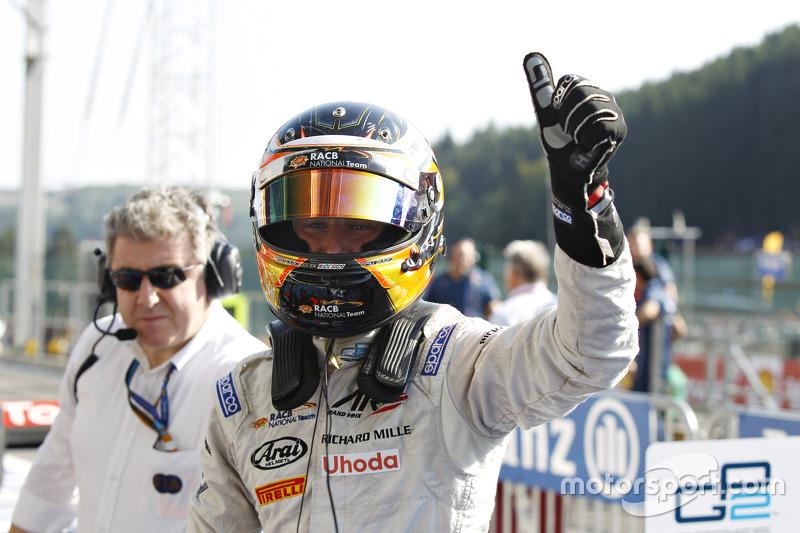 Pemenang balapan, Stoffel Vandoorne, ART Grand Prix