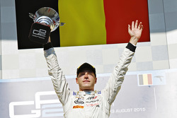 Winner Stoffel Vandoorne, ART Grand Prix