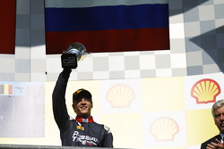 Third place Artem Markelov, RUSSIAN TIME