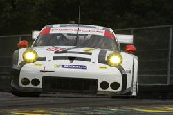Патрик Пиле и Ник Тэнди, Porsche North America Porsche 911 RSR