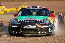 Romain Dumas et Denis Giraudet, Porsche 911 R-GT