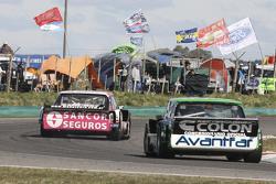 Jose Manuel Urcera, JP Racing Torino and Juan Bautista de Benedictis, Alifraco Sport Ford