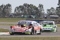 Guillermo Ortelli, JP Racing Chevrolet and Juan Bautista de Benedictis, Alifraco Sport Ford