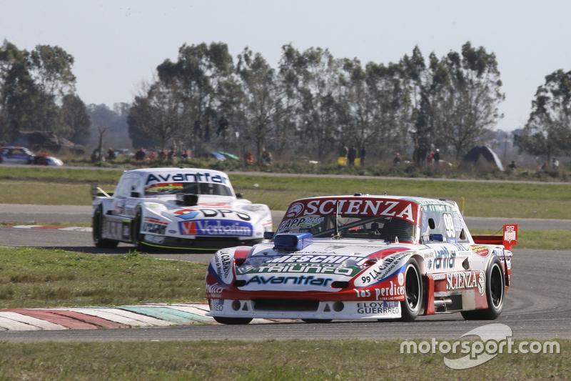 Матіас Халаф, Catalan Magni Motorsport Ford та Леонел Сотро, Alifraco Sport Ford