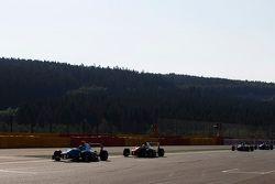 Ralph Boschung, Jenzer Motorsport memimpin Artur Janosz, Trident