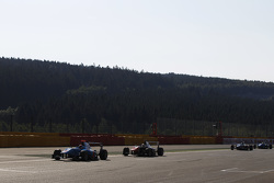 Ralph Boschung, Jenzer Motorsport devant Artur Janosz, Trident