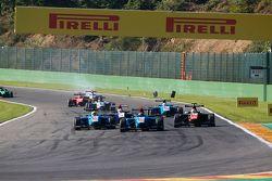 Ralph Boschung, Jenzer Motorsport vePal Varhaug, Jenzer Motorsport & Artur Janosz, Trident