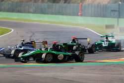 Sandy Stuvik, Status Grand Prix & Jimmy Eriksson, Koiranen GP