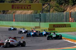 Ralph Boschung, Jenzer Motorsport & Matheo Tuscher, Jenzer Motorsport, temas yaşıyor