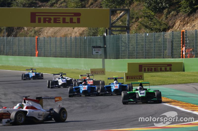 Ralph Boschung, Jenzer Motorsport & Matheo Tuscher, Jenzer Motorsport bersenggolan
