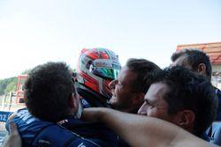 Pemenang balapan, Luca Ghiotto, Trident