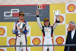 Peringkat ketiga Alfonso Celis Jr., ART Grand Prix