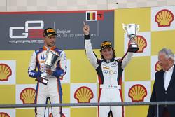 Third place Alfonso Celis Jr., ART Grand Prix