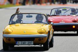Ромен Грожан, Lotus F1 Team и Пастор Мальдонадо, Lotus F1 Team