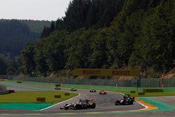 Arthur Pic, Campos Racing y Raffaele Marciello, Trident