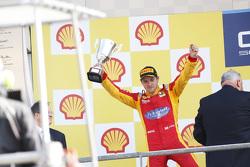 Second place Jordan King, Racing Engineering