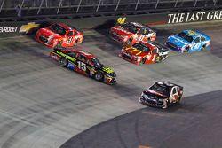 Clint Bowyer, Michael Waltrip Racing Toyota sorun yaşıyor