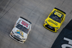 Timmy Hill et Matt Kenseth, Joe Gibbs Racing Toyota