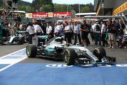Льюис Хэмилтон, Mercedes AMG F1, Нико Росберг, Mercedes AMG F1 W06