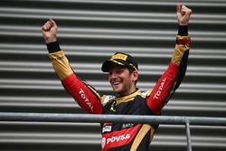 Le troisième, Romain Grosjean, Lotus F1 E23